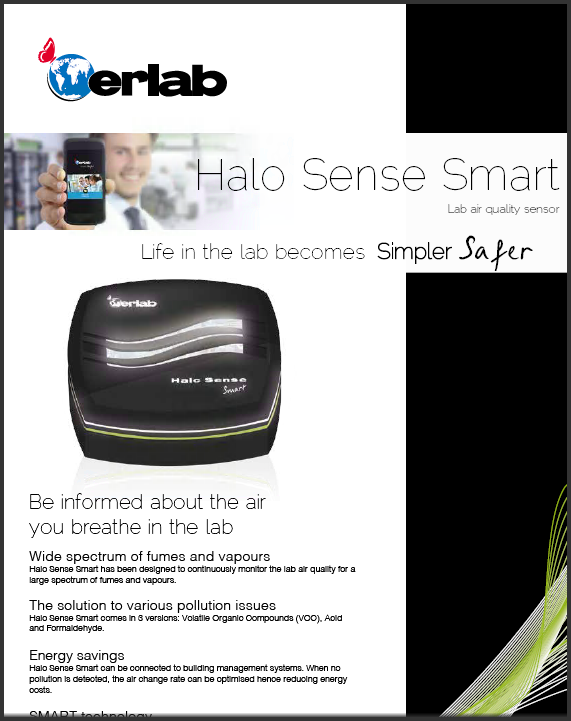 Erlab Filtration Halo Smart System