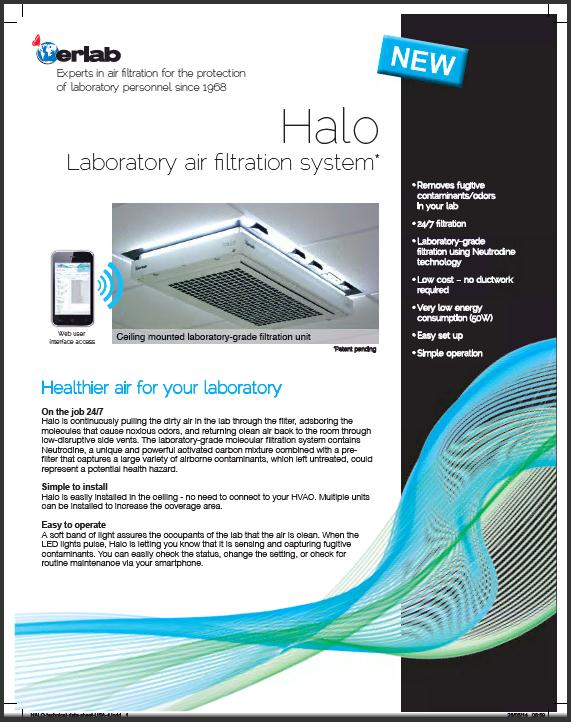 Erlab Filtration HALO System