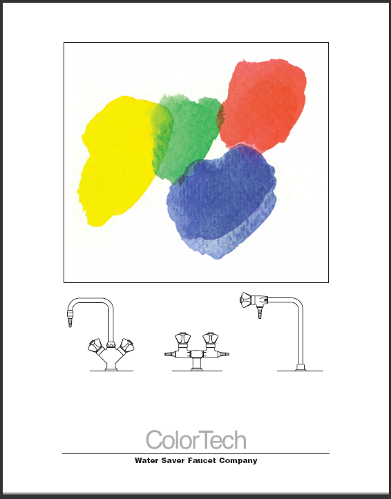 WaterSaver ColorTech-Catalog