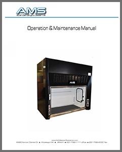 Fume Hood Operations & Maintenance Manual