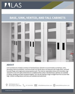 Cabinets with Doors