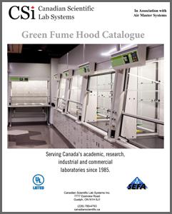 Green Fume Hood Catalogue