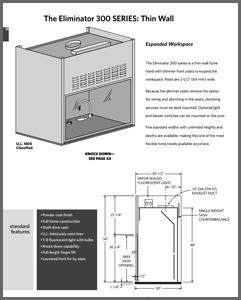 Eliminator 300 SERIES Thin Wall